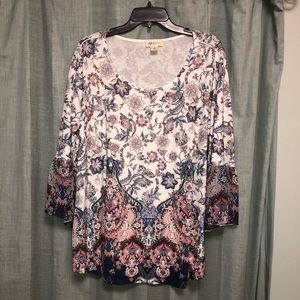 Women's Style & Company Top